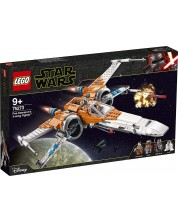 Конструктор Lego Star Wars - Poe Dameron's X-wing Fighter (75273)