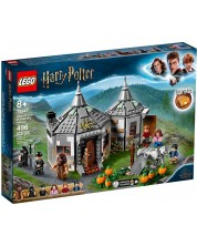 Конструктор Lego Harry Potter - Hagrid's Hut: Buckbeak's Rescue (75947)