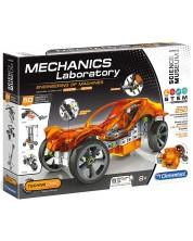 Конструктор Clementoni Mechanics Laboratory - Машини, 250 части