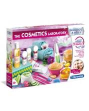 Научен комплект Clementoni Science & Play - Лаборатория за козметика -1
