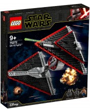 Конструктор Lego Star Wars - Sith TIE Fighter (75272)