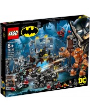 Конструктор Lego DC Super Heroes - Batcave Clayface Invasion (76122)