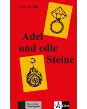 Felix&Theo A1-A2 Adel und edle Steine, Buch -1