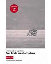 America Latina A1-A2 - Con Frida en el Altiplano + CD -1