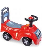Кола за яздене и бутане Ride On Dolu – Червена -1