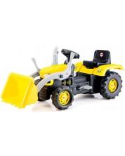 dolu-8051-dolu-traktor-s-pedali-i-kofa