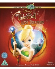 Tinker Bell and the Lost Treasure (Blu-ray) -1