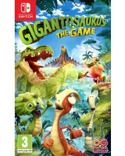 Gigantosaurus The Game (Nintendo Switch) -1
