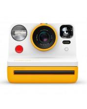 Моментален фотоапарат Polaroid - Now, жълт -1
