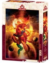 Пъзел Art Puzzle от 1000 части - Вода и огън