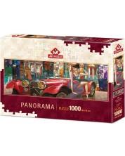 Панорамен пъзел Art Puzzle от 1000 части - Покана за вечерта