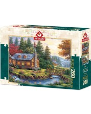 Пъзел Art Puzzle от 260 части - Есен на хълмовете