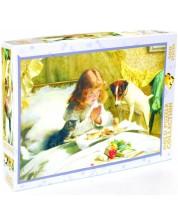 Пъзел Gold Puzzle от 500 части - Съспенс -1