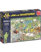 Пъзел Jumbo от 1000 части - Снимачна площадка, Ян ван Хаастерен