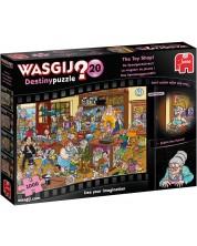 Пъзел-загадка Jumbo от 1000 части - Магазинът за играчки -1