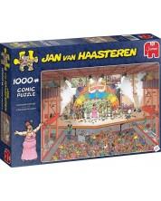 Пъзел Jumbo от 1000 части - Песенен конкурс, Ян ван Хаастерен -1