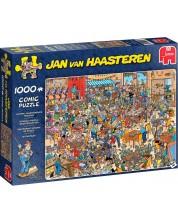 Пъзел Jumbo от 1000 части - Шампионат по редене на пъзели, Ян ван Хаастерен -1