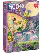 Пъзел Jumbo от 500 части - Танцът на феите -1