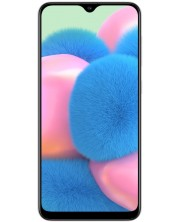 "Смартфон Samsung Galaxy A30s - 6.4"", 64GB, бял"