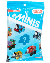 Фигурка-изненада Fisher Price Thomas & Friends - Мини влакче, 5 cm, асортимент -1