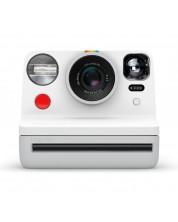 Моментален фотоапарат Polaroid - Now, бял -1