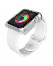 Калъф Speck - CandyShell Fit, за Apple watch 38 mm, clear -1