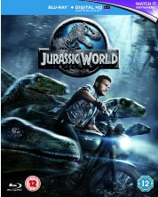 Jurassic World (Blu-ray) -1