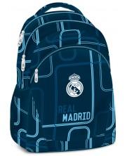 Ученическа раница Ars Una Real Madrid -1