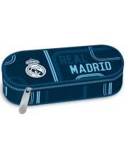 Елипсовиден ученически несесер Ars Una Real Madrid