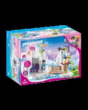 Игрален комплект Playmobil - Скривалище за кристалния диамант -1