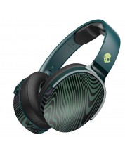 Слушалки с микрофон Skullcandy - Hesh 3 Wireless, psycho tropical -1