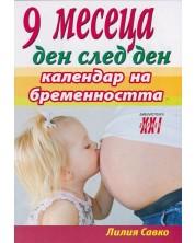9 месеца ден след ден - календар на бременността -1