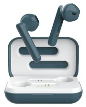 Безжични слушалки Trust - Primo Touch, TWS, сини -1