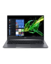Лаптоп Acer Swift 3 - SF314-57-510L, сребрист -1