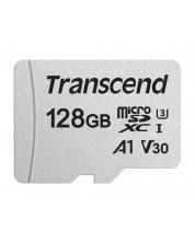 Памет Transcend - 128 GB, microSD -1