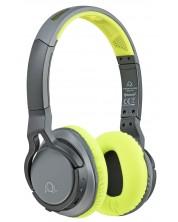 Безжични слушалки Cellularline Sport Challenge - сиви -1
