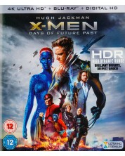 X-Men: Days Of Future Past 4K (Blu Ray) -1