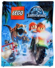 Спортен сак - Lego Jurassic World