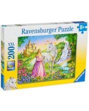 Пъзел Ravensburger от 200 XXL части - Принцеса -1