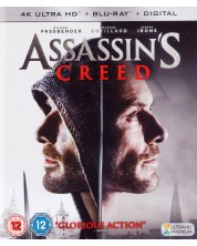 Assassin's Creed 4K (Blu Ray)