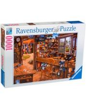 Пъзел Ravensburger от 1000 части - Работилница