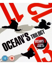 Ocean's Trilogy (Blu-Ray) -1