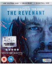 The Revenant 4K (Blu Ray) -1