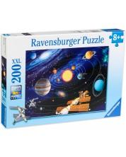 Пъзел Ravensburger от 200 XXL части - Слънчева система