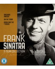 Frank Sinatra 100th Anniversary Box Set (Blu Ray) -1