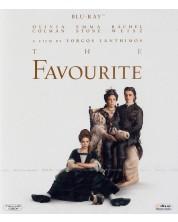 Фаворитката (Blu-Ray)