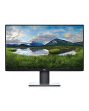 "Монитор Dell - P2720DC, 27"" WLED, IPS, 60 Hz, черен"