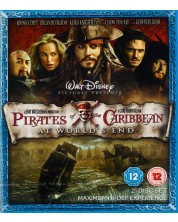 Pirates Of The Caribbean At Worlds End (Blu Ray)
