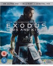 Exodus 4K (Blu Ray)