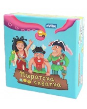 Детска настолна игра Пиратска Схватка -1